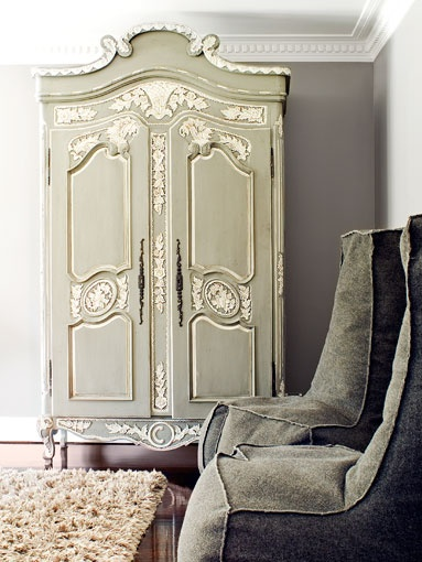 armoire furniture antique. in grey vintage armoireantique dressersgray cabinetspainted furniturehouse armoire furniture antique