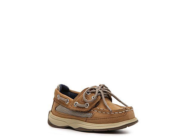 Sperry Lanyard Boat Shoe - Kids'   Kid