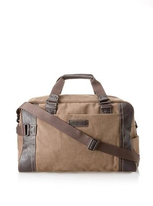 62% OFF Marc New York Men's Lindburgh Duffel (Brown)