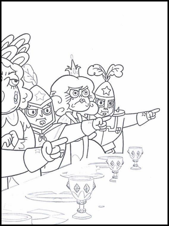 Star Vs. The Forces Of Evil 26 Printable Coloring Pages For Kids  Printable Coloring Book, Printable Coloring Pages, Online Coloring Pages