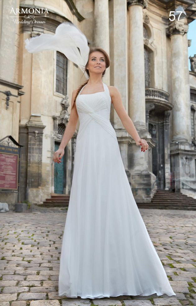 The 62 best Wedding dress collection Oskar by Armonia images on ...