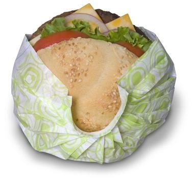 """Comment manger """"proprement"""" son hamburger-frites / Emballage - Process Alimentaire, le magazine de l'industrie agroalimentaire"""