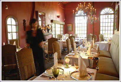 Erna's Elderberry House in Oakhurst, California - by Yosemimte - European - voted one of the most romantic restaurants