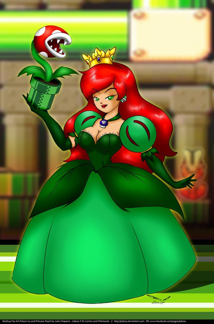 Princess Ivy by Juboss by juboss.deviantart.com on @DeviantArt