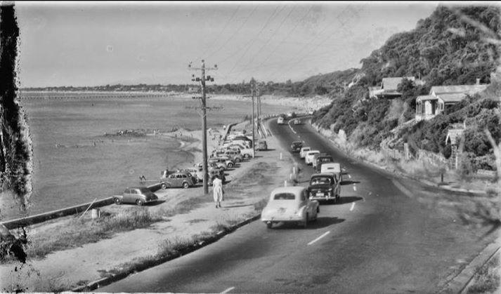 Frankston, 1950s.