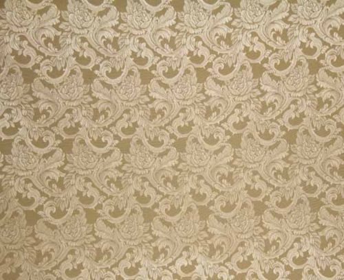 Antique Gold Victorian Jacquard Drapery Fabric by The Yard | eBay