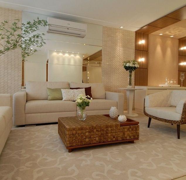 Casa montada decora o moderna e clean tags for Salas de casas modernas