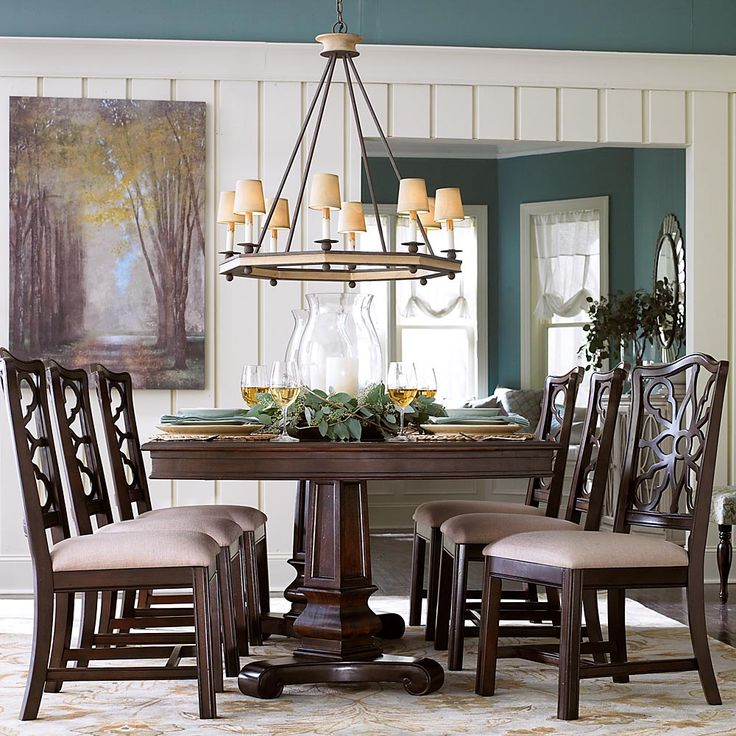 Kitchen Table King Street 8 best dining images on pinterest dining room tables dining moultrie park dining table bassett workwithnaturefo