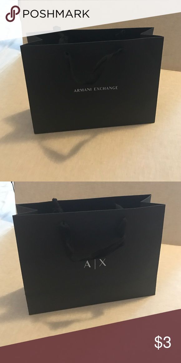 Armani exchange collectible bag Please ask all questions before buying bag  has been years and show some minor creasing. A X Armani Ex…  ecb5f05e3d7f4