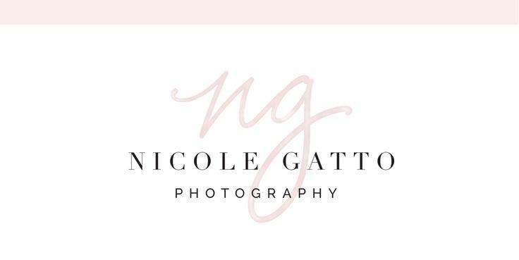 Wedding Photographers Buffalo NY | Nicole Gatto Photography logo