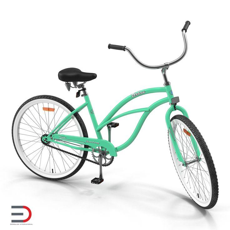 Beach Bike Rigged