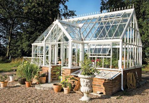 Bildresultat för växthus med kamin