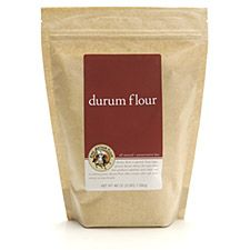 Extra Fancy Durum Flour - good in fresh pasta and pizza crust.