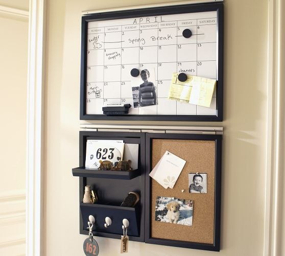 Home Organization Calendar System : Best house home chalkboards whiteboards images on
