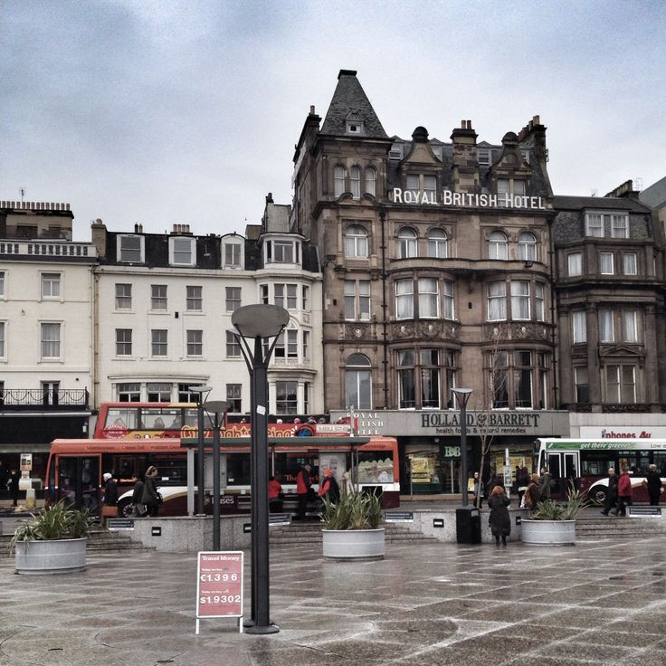 Edinburgh. February '14