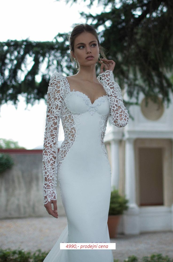 18 best šaty holá záda images on Pinterest | Wedding dressses ...