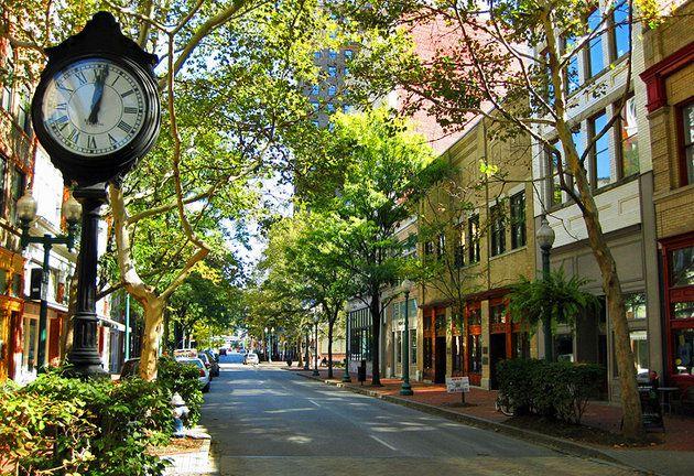 Capitol Street Charleston WV