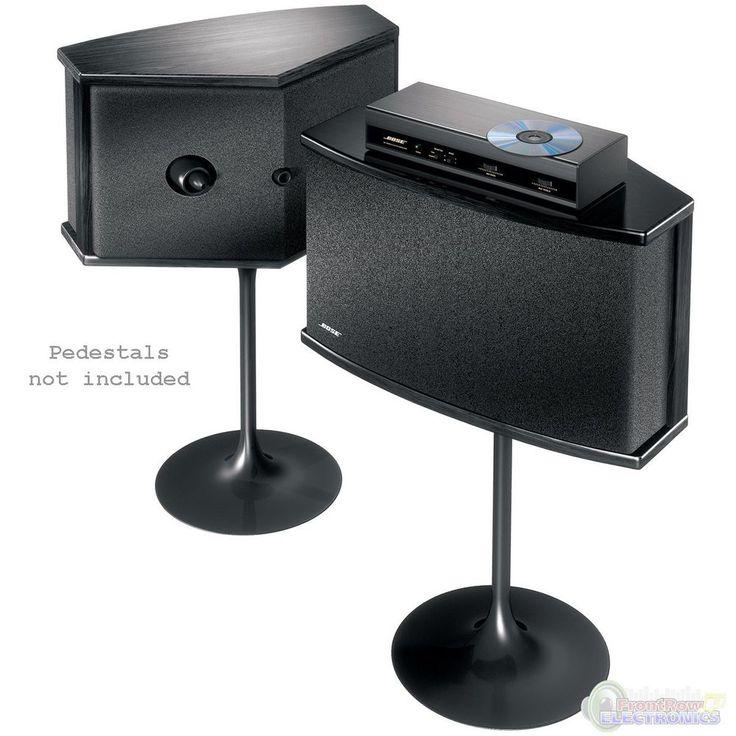 bose 11517 speaker system the o 39 jays speaker system and. Black Bedroom Furniture Sets. Home Design Ideas
