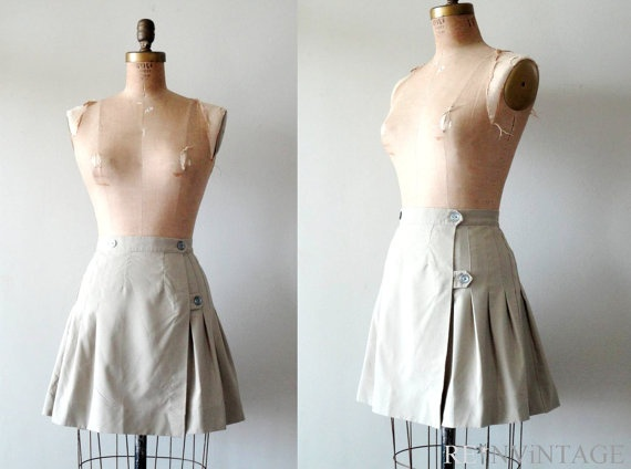 I want a skirt like this...