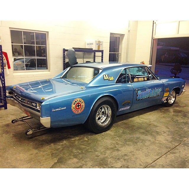 Soul Shaker Race Car