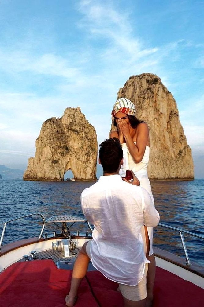 322 Best Surprise Proposals Images On Pinterest Proposals