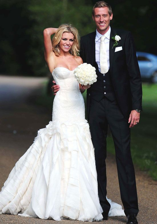 Abbey Crouch wedding gown