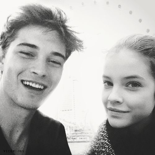 Barbara Palvin and Francicso Lachowski