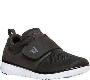 Propet Knit Sneakers - TravelFit Strap