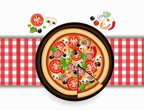 Pizza: come inserirla in una dieta equilibrata.