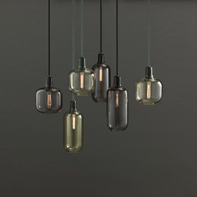 Amp Lamp | Sophisticated Glass Lamp