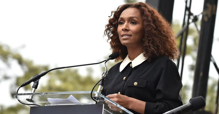 "Writer and activist Janet Mock celebrated all women and Planned Parenthood on International Women's Day with aposted on Facebook. ""To all the women — the black, indigenous, poor, brown, trans, thick, fat, juicy, queer, disabled, unhomed, femme, undocumented, emerging, invisibilized, #A, #By, #Day, #For, #Honors, #Janet, #Mock, #Parenthood, #Planned, #Standing, #Up, #Without, #Woman"