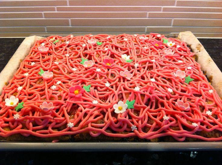 Tämä herkullinen iso punaherukkapiirakkaohje on löytynyt Kotiliedestä. Ohjeen on antanut Valamon luostarin Veli Johannes. Tällä luotto-o...