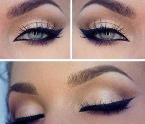 Cute eye makeup looks