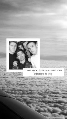 One Direction lock screen tumblr