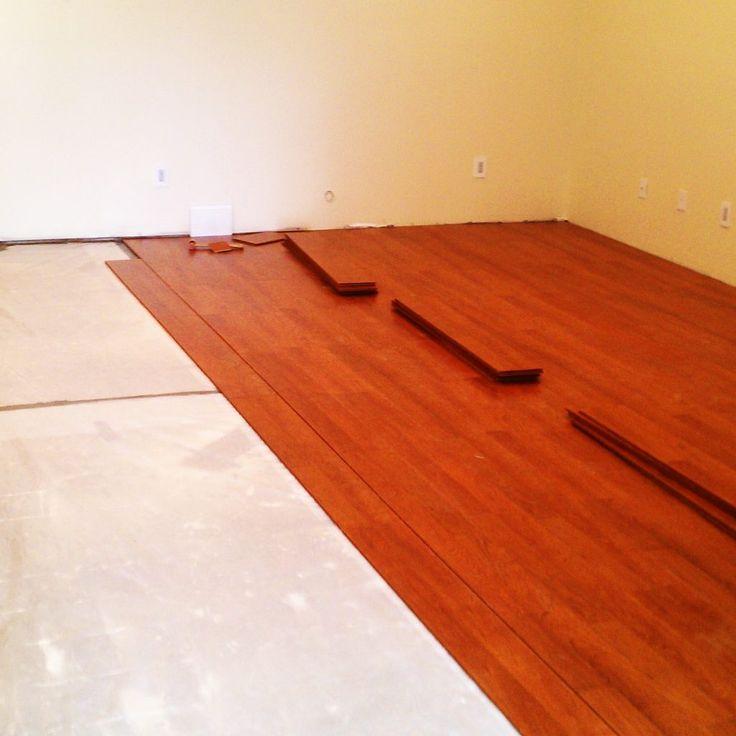 The Stylish Laminate Hardwood Flooring Basement For Your Home Part 50