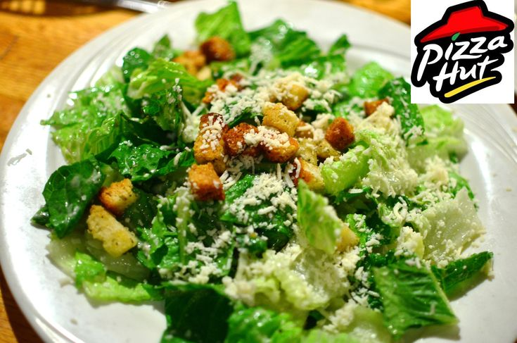 Notre recette de Pizza Hut Salade César est toute simple et rapide à cuisiner. C'est bon à s'en lécher les doigts.