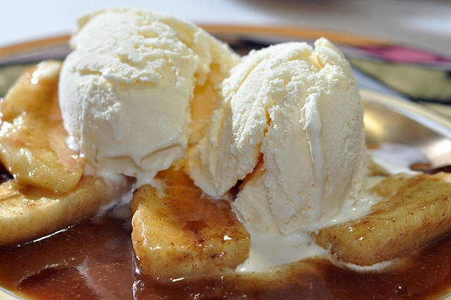 Bananas Foster This photo supports a post made to Things I Made Then ...