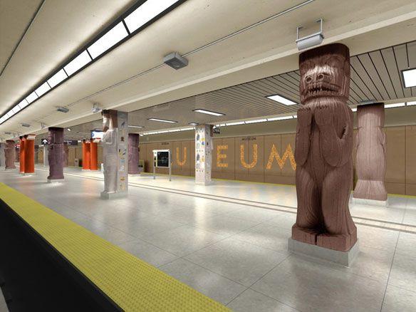 Museum - Toronto #subway #metro