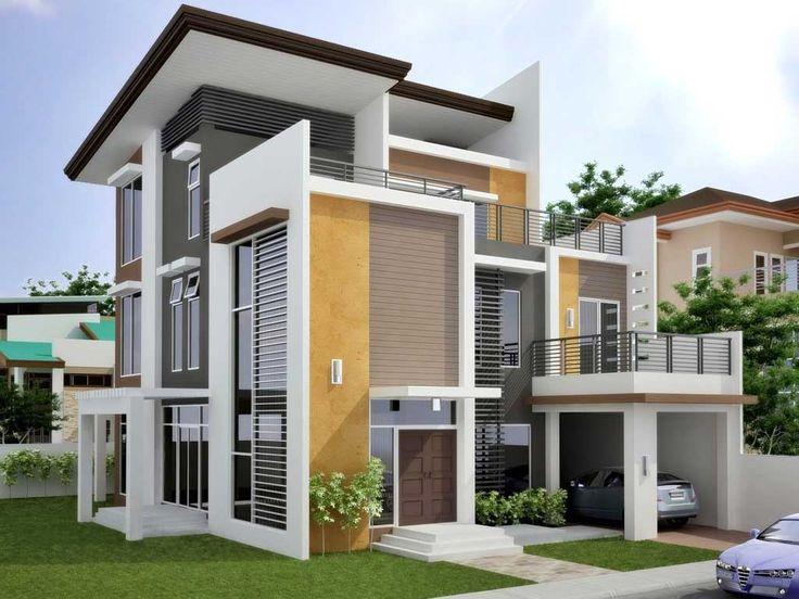 Rumah Tingkat Minimalis, Rumah Trend Masa Kini - http://www.rumahidealis.com/rumah-tingkat-minimalis-rumah-trend-masa-kini/