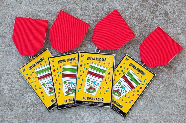 El Borracho – SA Flavor 2017 Fiesta Medal