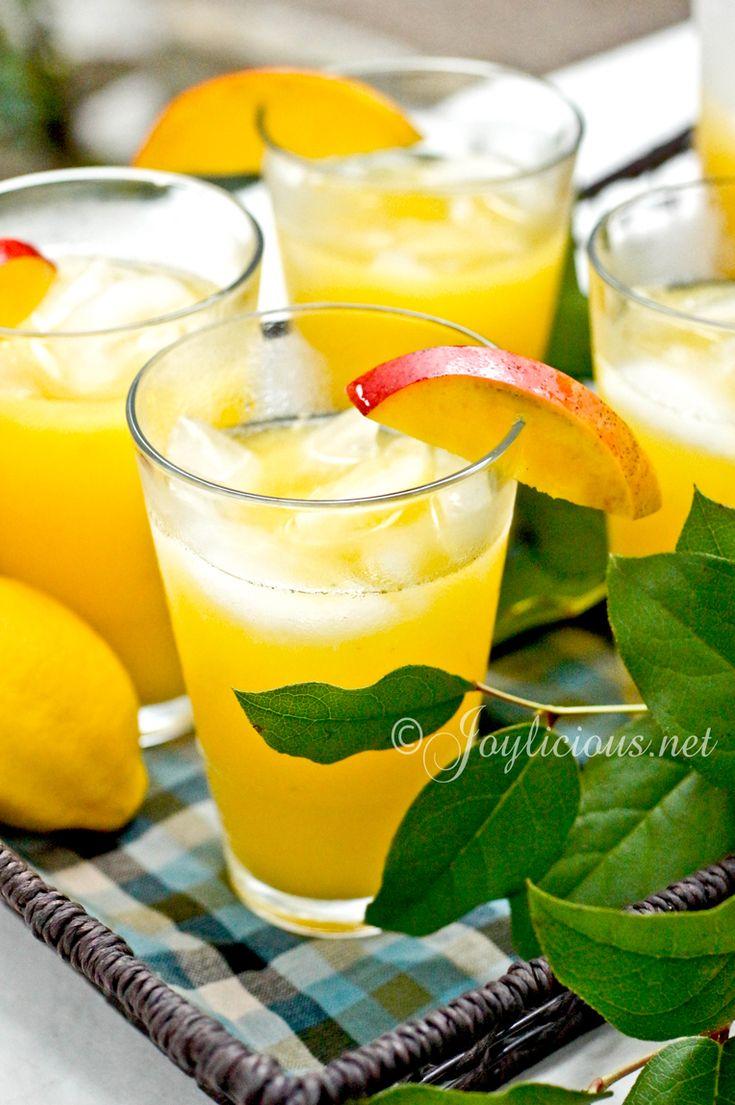 */ Mango Lemonade: Non Alcohol, Drinks For The Summer, Southern Style, Lemon Drinks, Lemonade Recipes, I Love Lemonade, Cocktails, Mango Drinks Recipes, Mango Lemonade