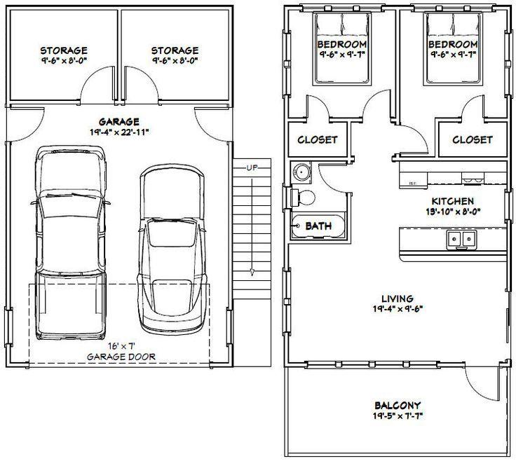 49 best Garage Apartment Plans images on Pinterest