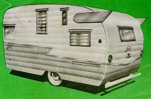 ebay shasta camper wings | Shasta RV to reissue 1961 Shasta Airflyte – 1,941 special edition ...