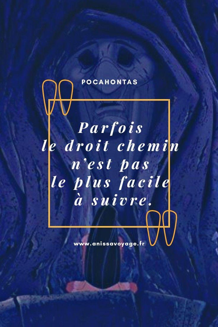 Citations Disney Pocahontas 1995 Aventure Et Voyage