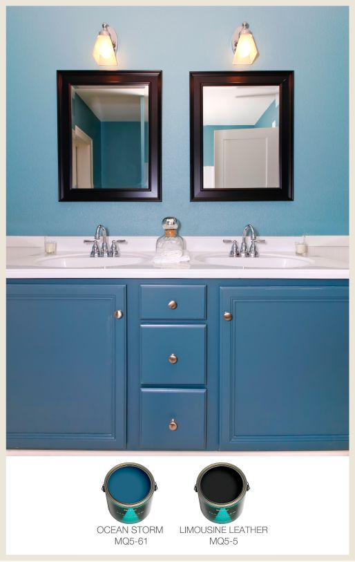 See The Benefits Of Using Not Just Contrasting Paint Colors, But Also  Contrasting Paint Sheens In Your Interior Design Here On Colorfully BEHR.