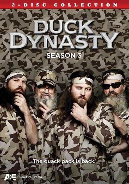 Duck Dynasty: Season Three (DVD 2013) https://awoda.eu/movies/83891-duck-dynasty-season-three-dvd-2013.html