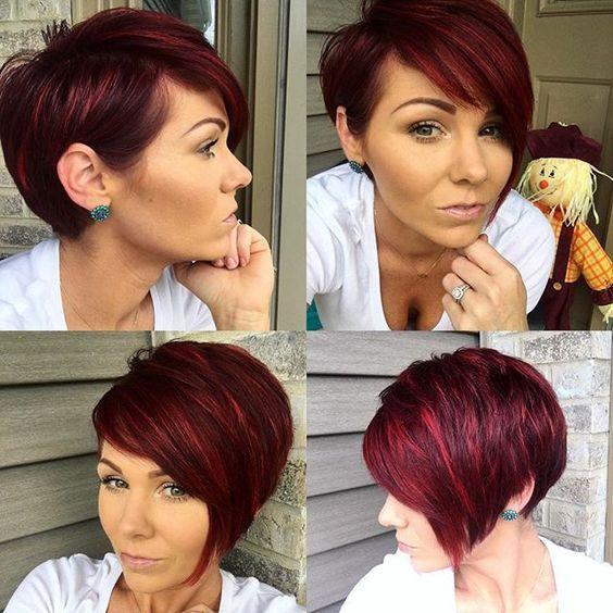 It's a good hair day  @nothingbutpixies #nothingbutpixies #fiidnt #redhair…
