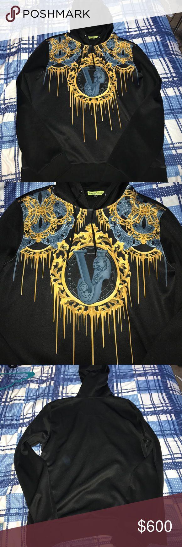 Versace hoodie Black Versace hoodie XL Versace Jackets & Coats Lightweight & Shirt Jackets