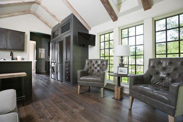 Álomotthon, rusztikus stílusban 41 m2 alatt! | Otthon mánia