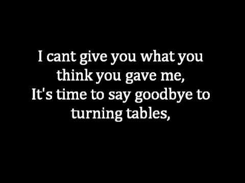 Adele - Turning Tables .. ♪ ♪I won't let you close enough to hurt me ♪♫